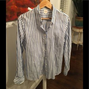 J Crew Cotton Shirt